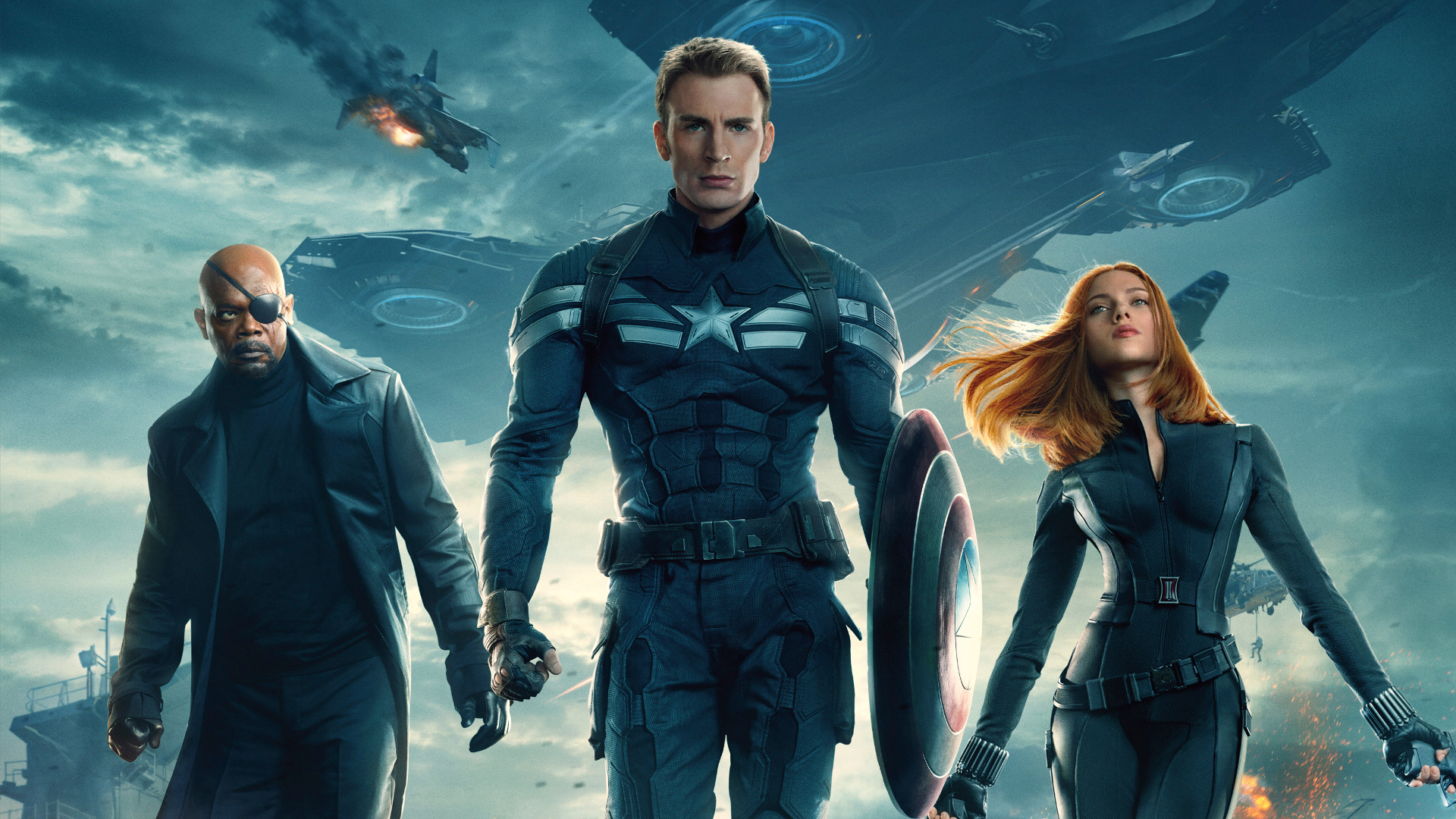 The Winter Soldier movie plot and review