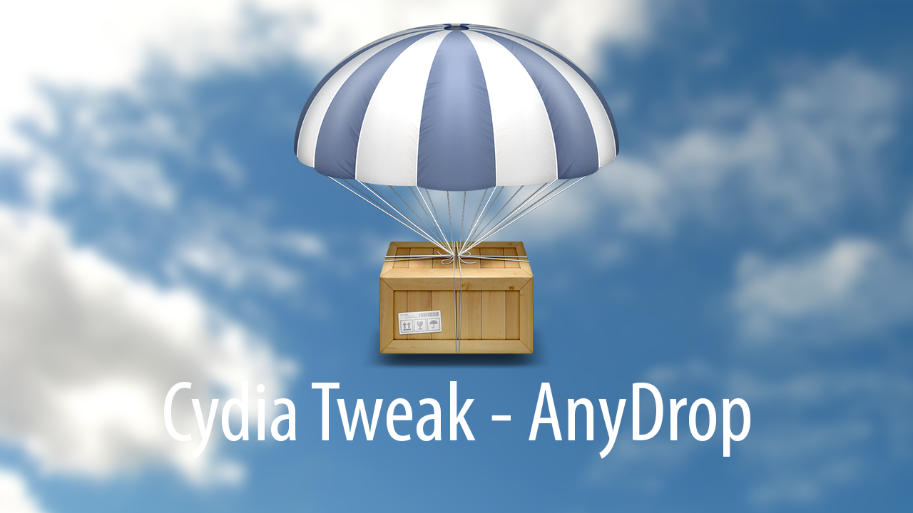 AnyDrop