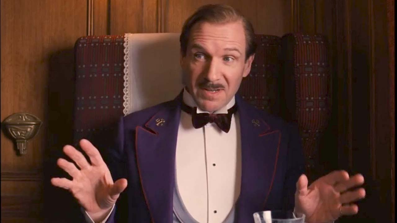 The Grand Budapest Hotel plot and review