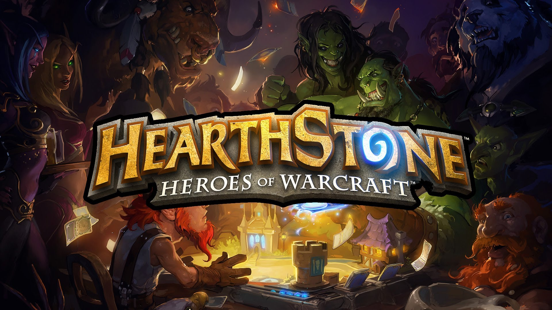Heartstone for iPad released