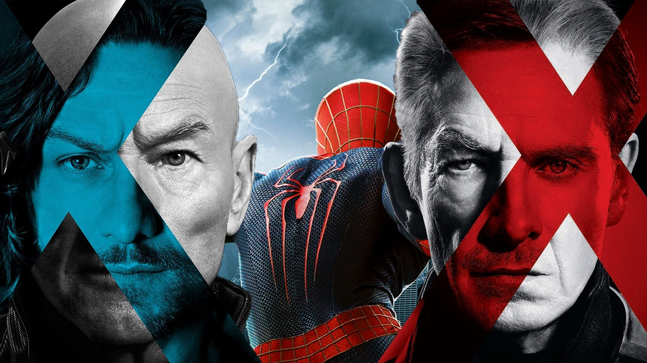 Spider-Man joins X-Men Days of Future Past