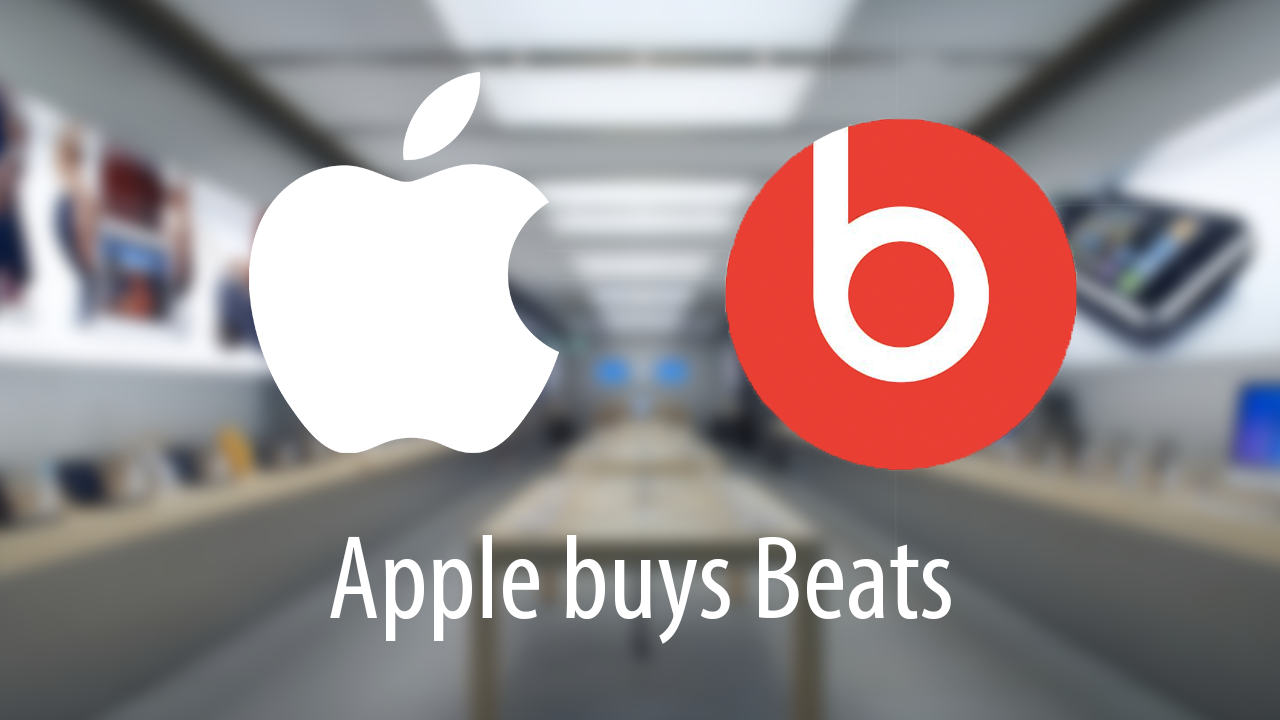 Apple takeover Beats