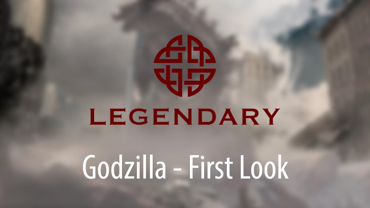 Godzilla trailer first look