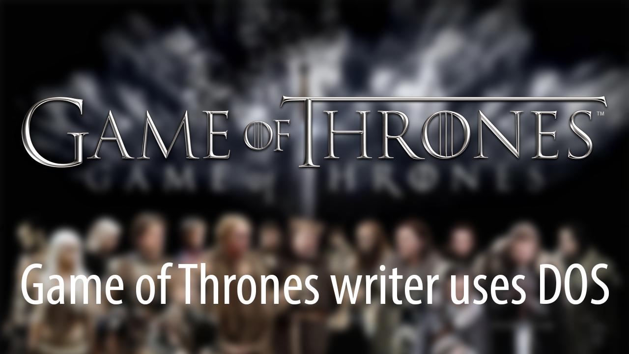 Game of Thrones writer uses WorldStar