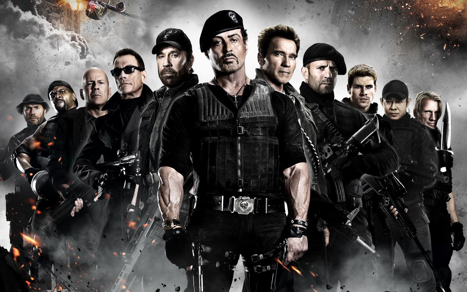 The Expendables 3 - Movie Review and Plot