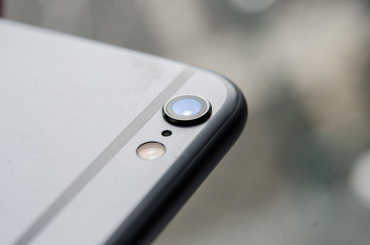 iPhone 6 camera 60FPS