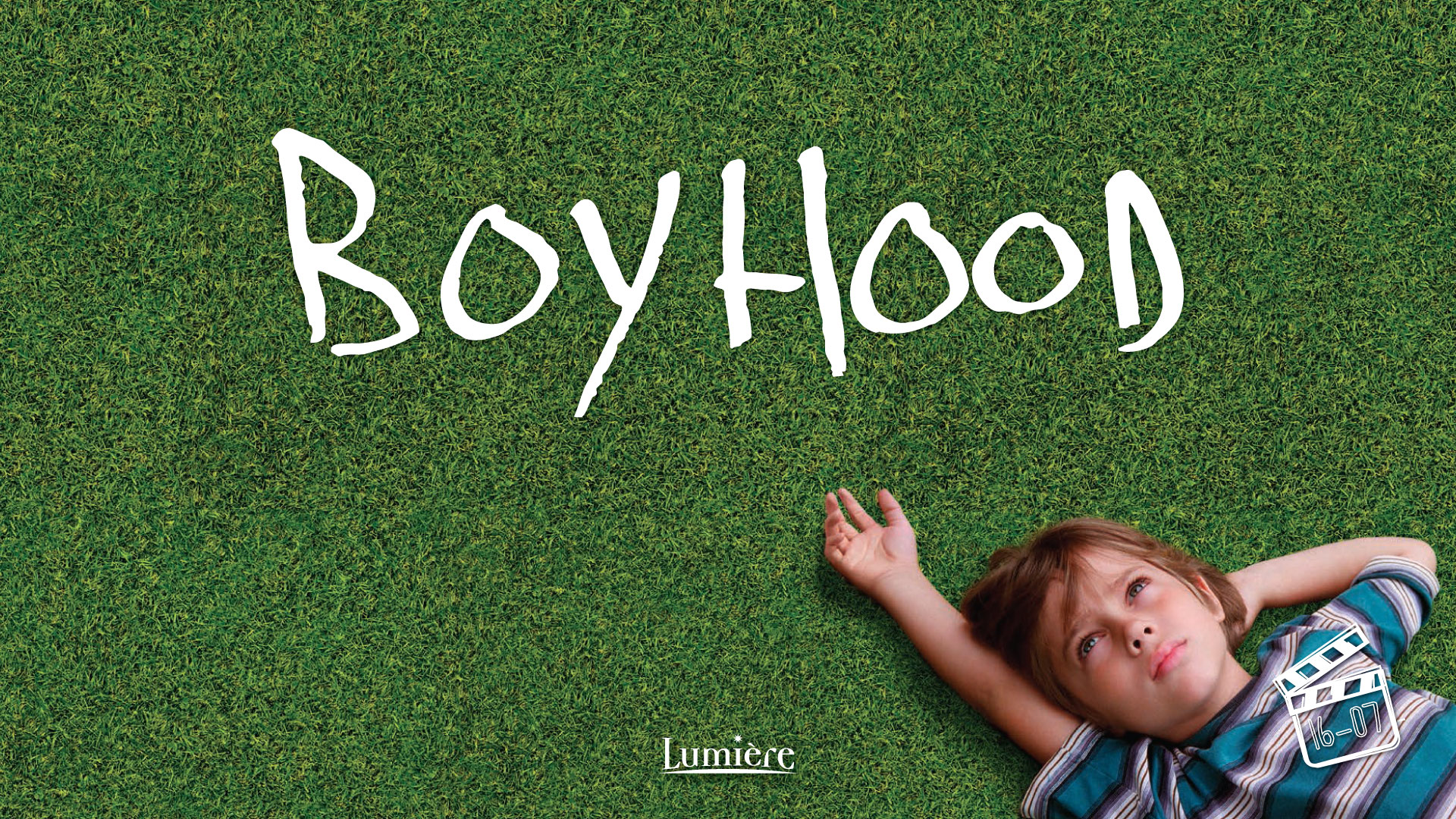 Boyhood is overrated like gravity