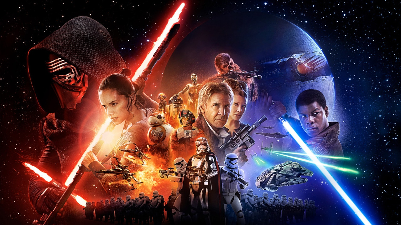Force Awakens cast salaries