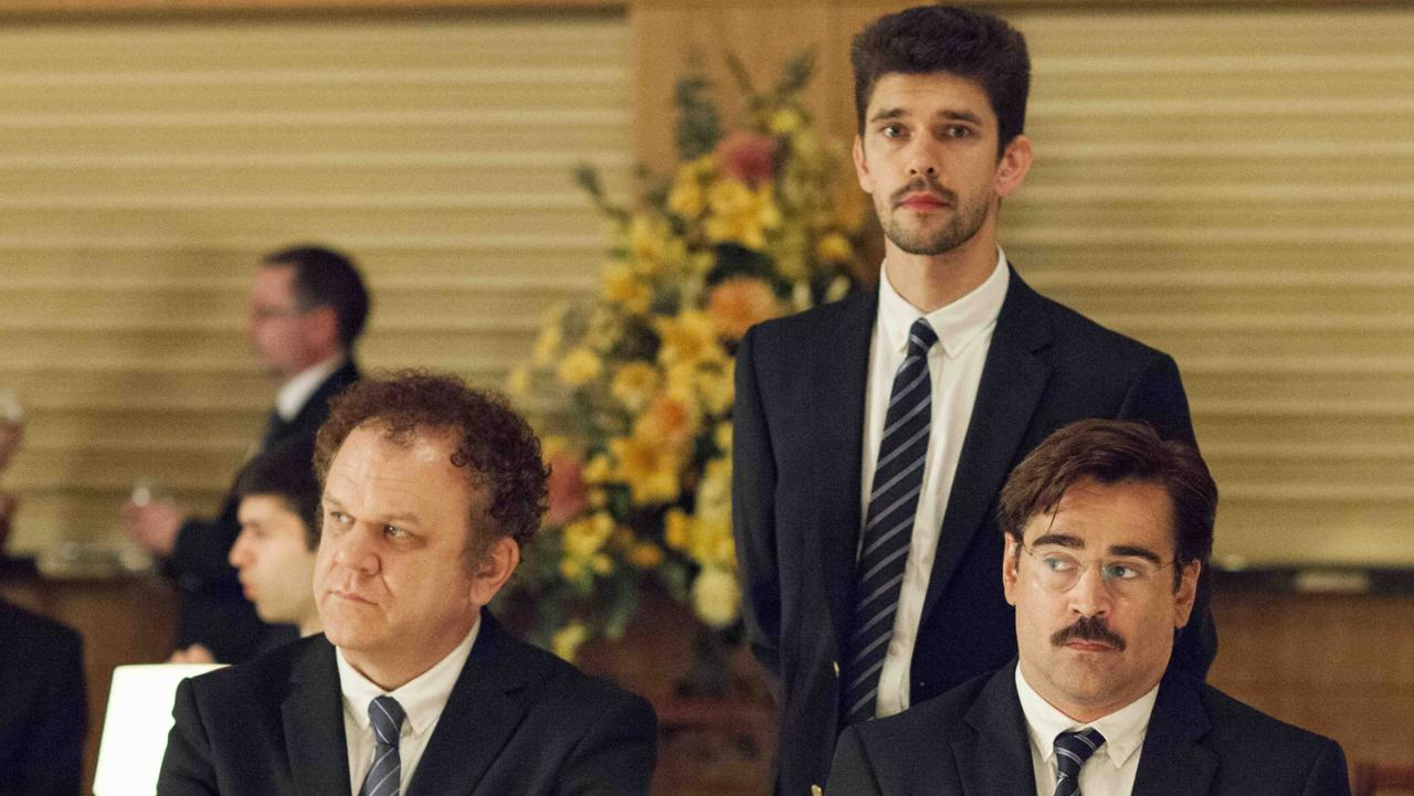 The Lobster best sci-fi movie