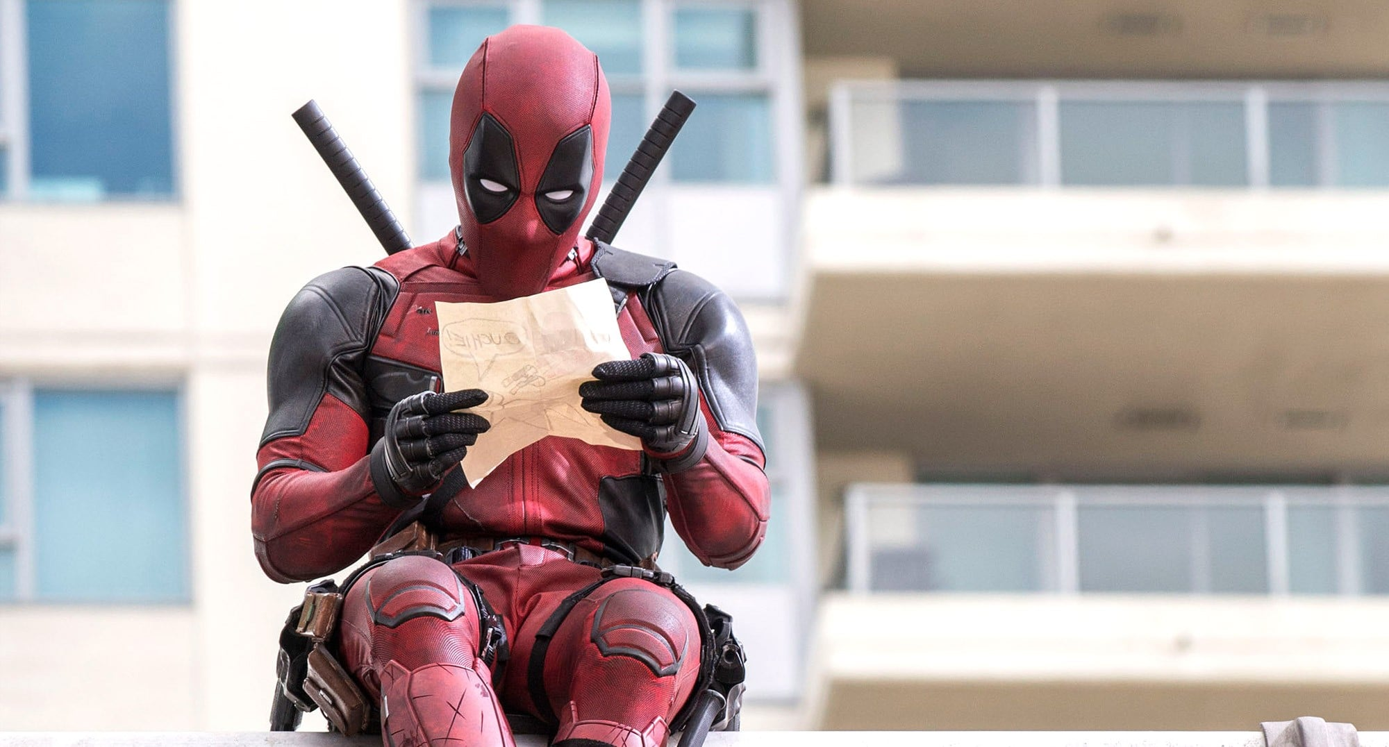 Deadpool box office record